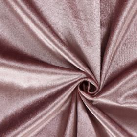 Batu - Dusk - Slightly shiny light pink coloured hard wearing fabric