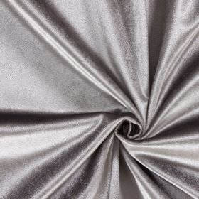 Batu - Pewter - Grey-cream coloured fabric which is hard wearing, which has a slight shimmer or shine to it