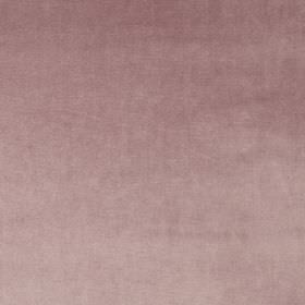 Velour - Petal - Fabric made from 100% polyester in a plain colour that's a blend of lilac and grey