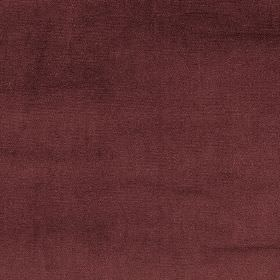 Velour - Bordeaux - Deep plum coloured 100% polyester made into a luxurious, extravagant fabric