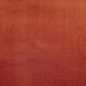 Velour - Oxblood - 100% polyester fabric made in a bold shade of blood red