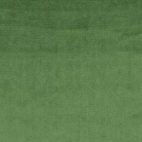 Velour - Jade - Fabric made from 100% polyester in a dark shade of mint green