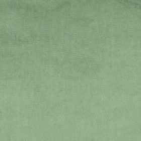 Velour - Reseda - 100% polyester fabric made with a soft texture in a dusky shade of duck egg blue