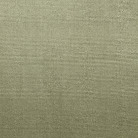 Velour - Willow - Plain steel grey coloured fabric made entirely from polyester