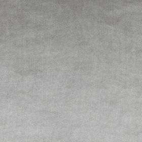 Velour - Steel - Grey 100% polyester fabric finished with a very subtle light lilac tinge