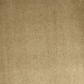 Velour - Mink - Fabric made in a warm coffee brown colour, with a 100% polyester content