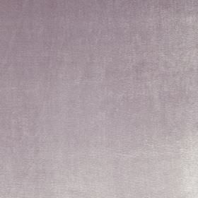 Velour - Heather - Fabric made entirely from polyester in a fresh lavender colour