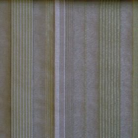 Laguna - Pistachio - Narrow and wide stripes of pistachio green and grey