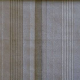 Laguna - Oatmeal - Narrow and wide stripes of oatmeal brown and grey