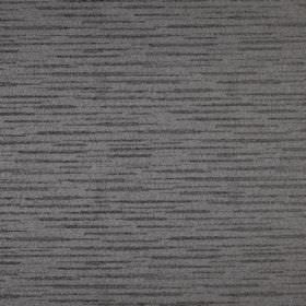 Merlot - Granite - Two dark shades of grey making up a horizontally streaked fabric containing 100% polyester