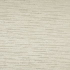 Merlot - Oatmeal - 100% polyester fabric in cream, streaked with horizontal lines in a slightly darker shade of cream