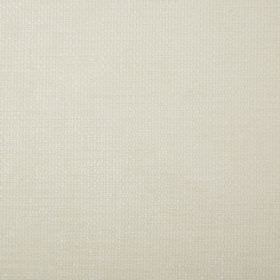 Barolo - Oyster - Plain ivory coloured 100% polyester fabric