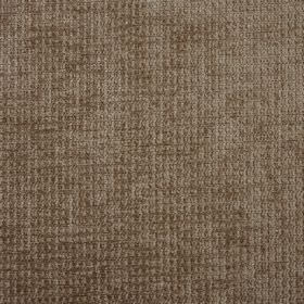 Barolo - Teak - Fabric made from 100% polyester in a warm bark brown