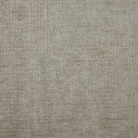 Barolo - Sterling - Fabric made with no pattern from silver-grey coloured 100% polyester