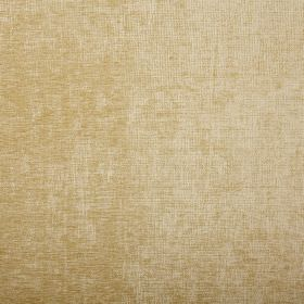 Rioja - Honey - Light honey coloured 100% polyester fabric featuring some lighter patches caused by a very slight texture