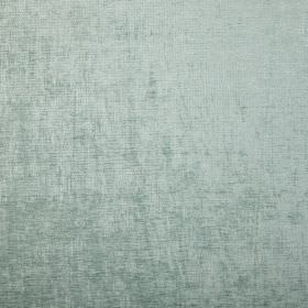 Rioja - Aqua - Icy blue coloured fabric made entirely from slightly textured polyester