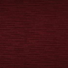 Merlot - Bordeaux - Black horizontal streaks against a dark burgundy coloured 100% polyester fabric background