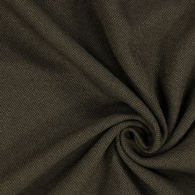 Hawthorn - Coconut - Plain coconut brown fabric