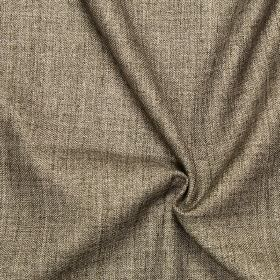 Pine - Bison - Plain bison brown fabric