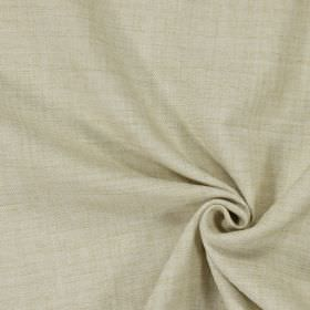 Pine - Marzipan - Plain marzipan yellow fabric
