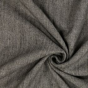 Teak - Pebble - Plain pebble grey fabric