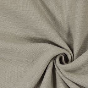 Oak - Putty - Plain putty grey fabric