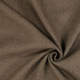 Hawthorn - Tobacco - Plain tobacco brown fabric