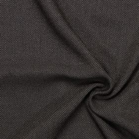 Hawthorn - Ebony - Plain ebony black fabric
