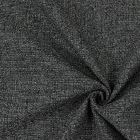 Chestnut - Midnite - Plain midnite black fabric