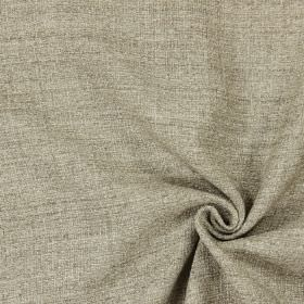 Teak - Rock - Plain rock grey fabric