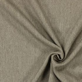 Beech - Camel - Plain camel brown fabric