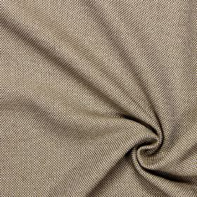 Hawthorn - Pepper - Plain pepper black fabric