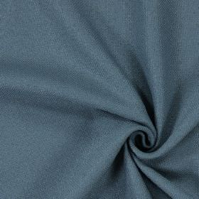 Oak - Denim - Plain denim blue fabric