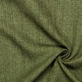 Chestnut - Olive - Plain olive green fabric