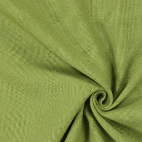 Oak - Moss - Plain moss green fabric