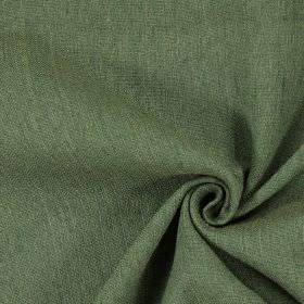Elm - Ivy - Plain ivy green fabric
