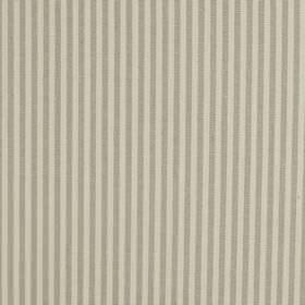 Fairfield - Stone - Fabric made from linen and cotton with a simple, thin vertical stripe pattern in two different shades of grey