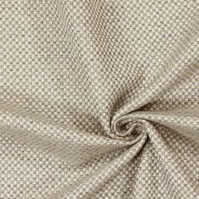 Bedale - Linen - Plain woven linen grey fabric