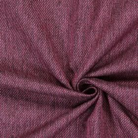 Wensleydale - Mulberry - Plain mulberry purple fabric