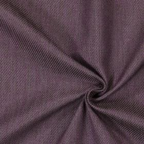 Wensleydale - Grape - Plain grape purple fabric
