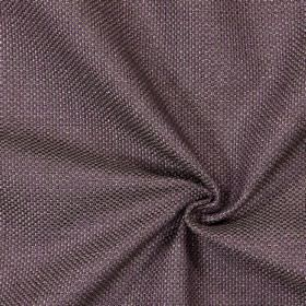 Nidderdale - Grape - Plain woven grape purple fabric