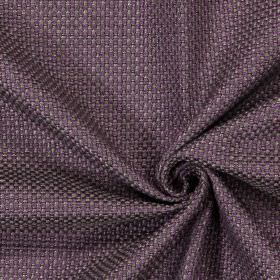Bedale - Grape - Plain woven grape purple fabric