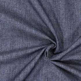 Wensleydale - Denim - Plain denim blue fabric