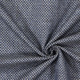Bedale - Denim - Plain woven denim blue fabric