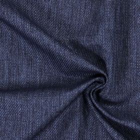 Wensleydale - Navy - Plain navy blue fabric