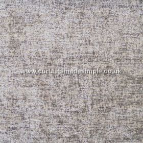 Zanzibar - Granite - Hard wearing fabric which is slightly patchy in its light grey colouring