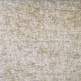 Zanzibar - Linen - Hard wearing fabric with a patchy, mottled finish in grey, gold and white