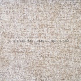Zanzibar - Limestone - Light grey and white coloured hard wearing fabric which appears to be mottled and patchy due to having a slight textu