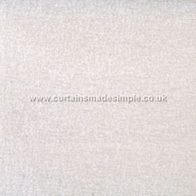 Zanzibar - Pearl - Subtly mottled white and very pale grey coloured fabric which is hard wearing