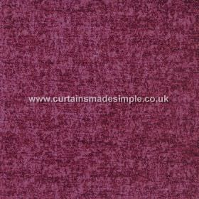 Zanzibar - Grape - Patchy, mottled dark pink-purple coloured hard wearing fabric